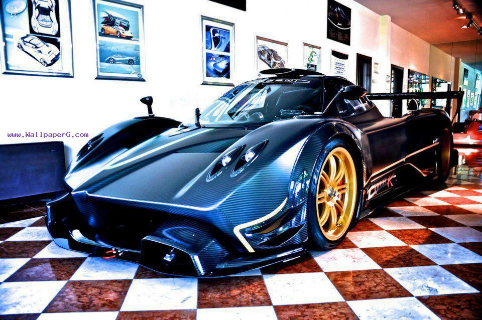 Pagani zonda cinque roadstar ,wide,wallpapers,images,pictute,photos