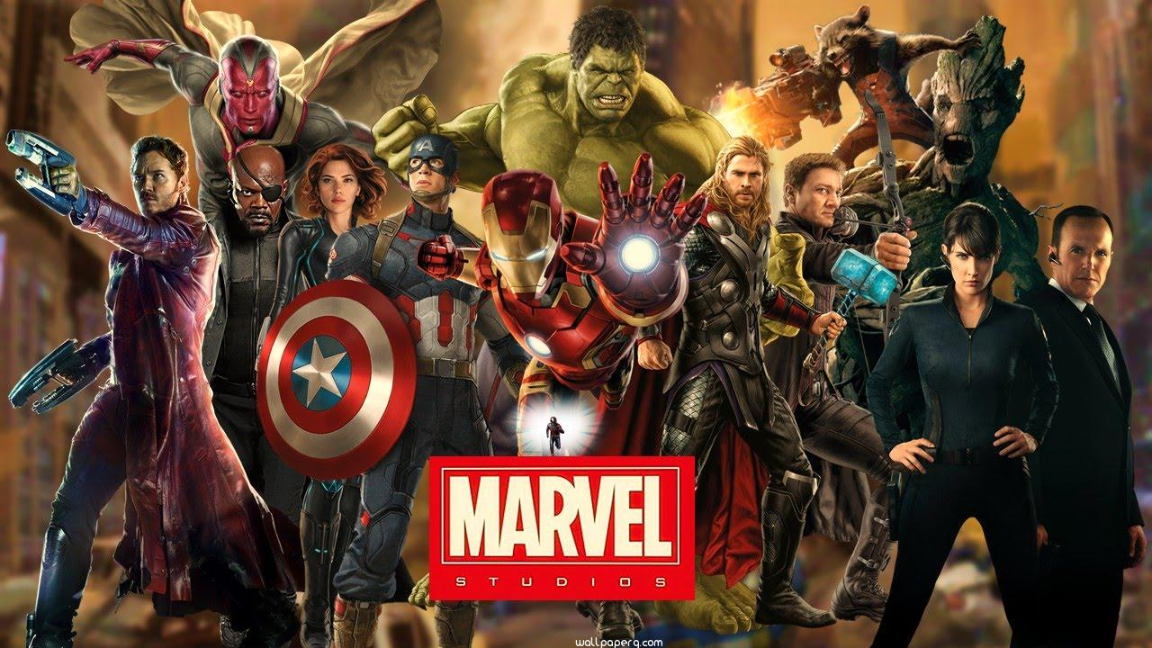 Download Avengers Infinity War Poster Hollywood Movie Wallpaper