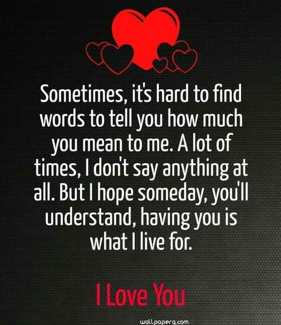 Download Love Quotes For Her: Download Heart Touching Words For Lover