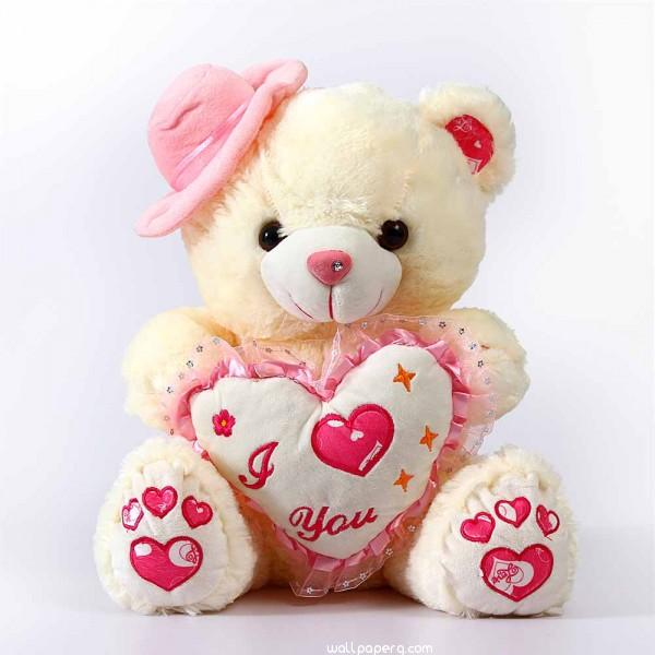 Download Cute Teddy Bear For Teddy Bear Day Valentines Day For