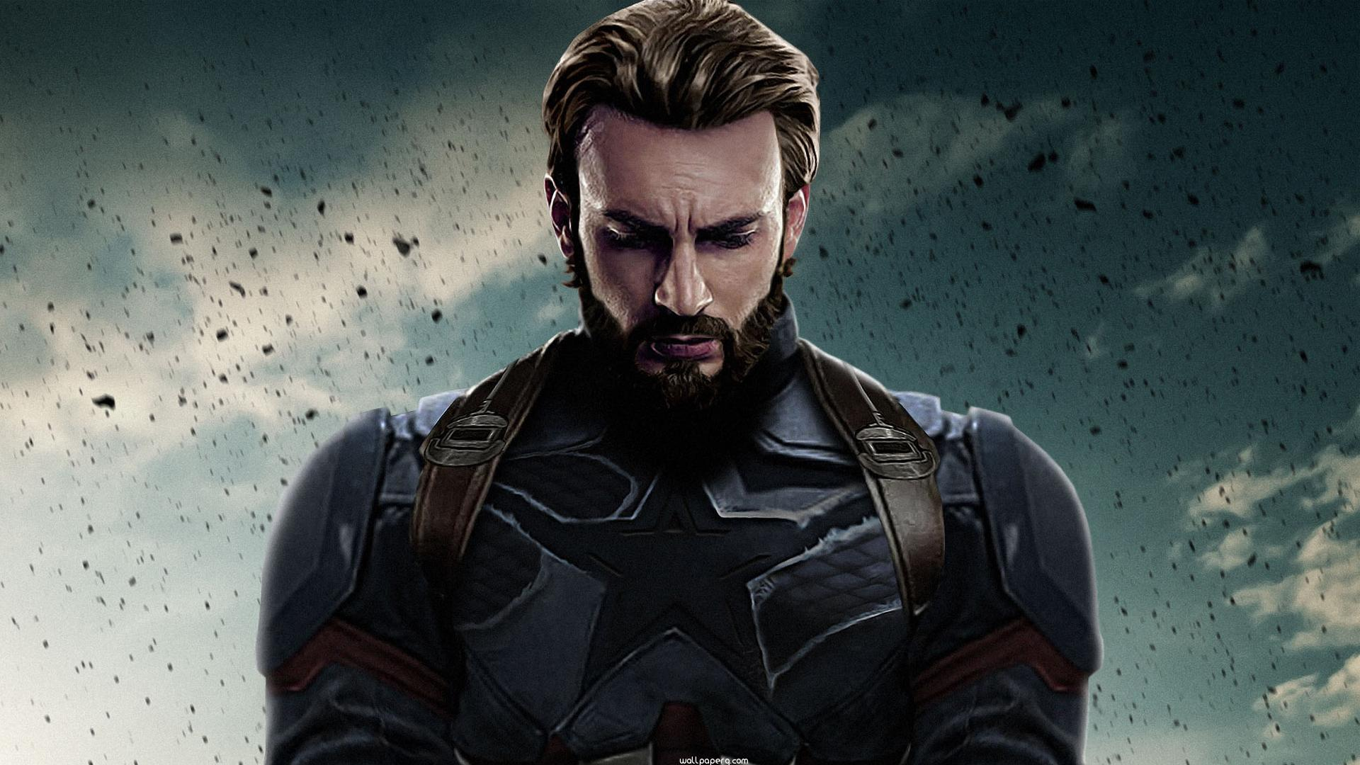 Download Avengers Infinity War Captain America Hollywood Movie