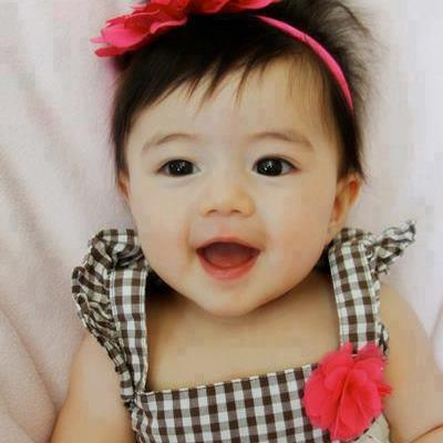 Download sweet and cute baby sweet and cute girls for your mobile cell phone - Sweet baby girl wallpaper pictures ...