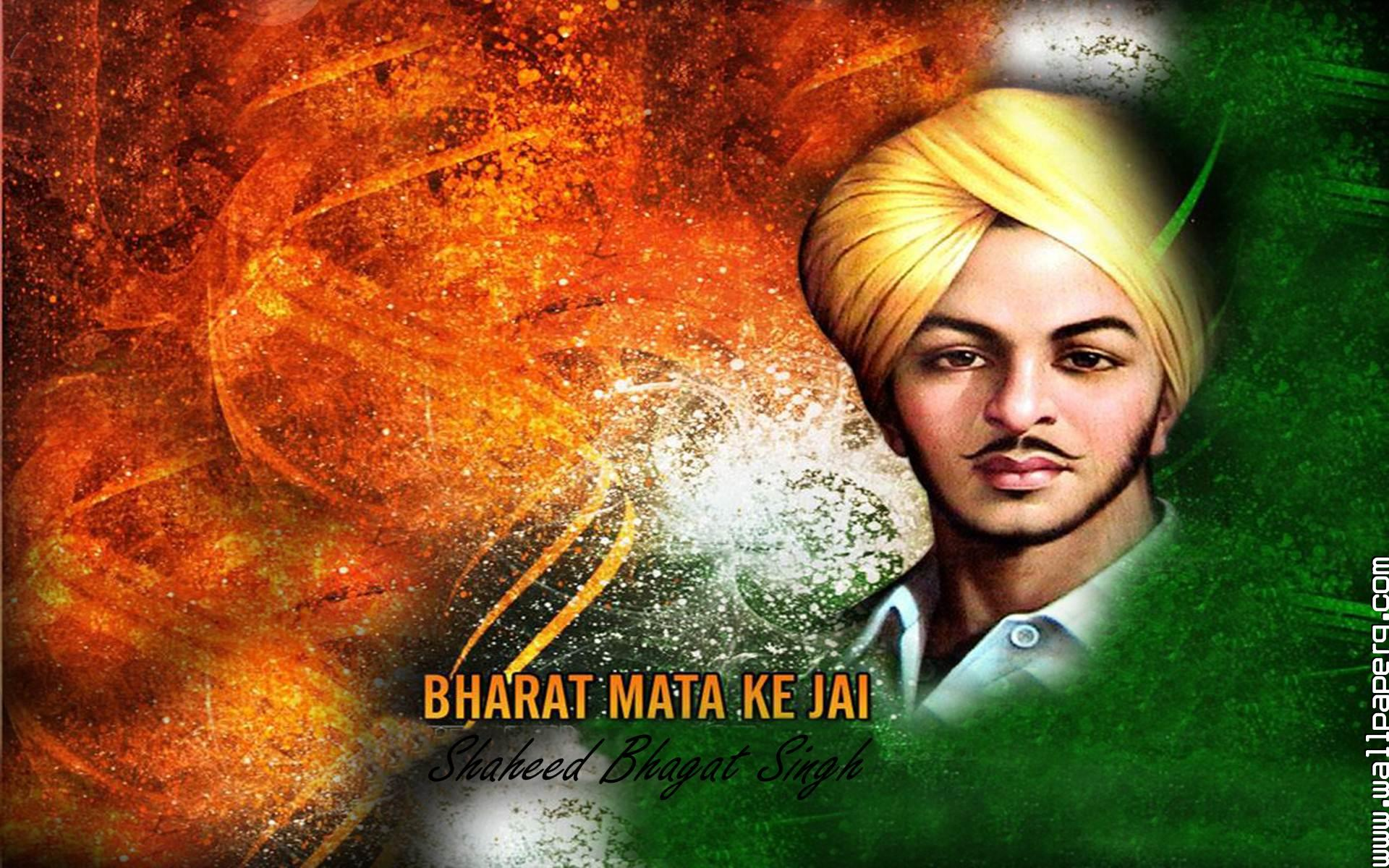 Download Shaheed Bhagat Singh Greetings For Republic Day Republic