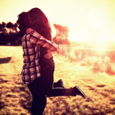 Download Romantic Hug Of Couple Wallpaper For Mobile Cell Phone