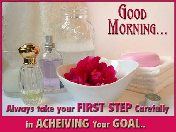 Awesome Good Morning Quote