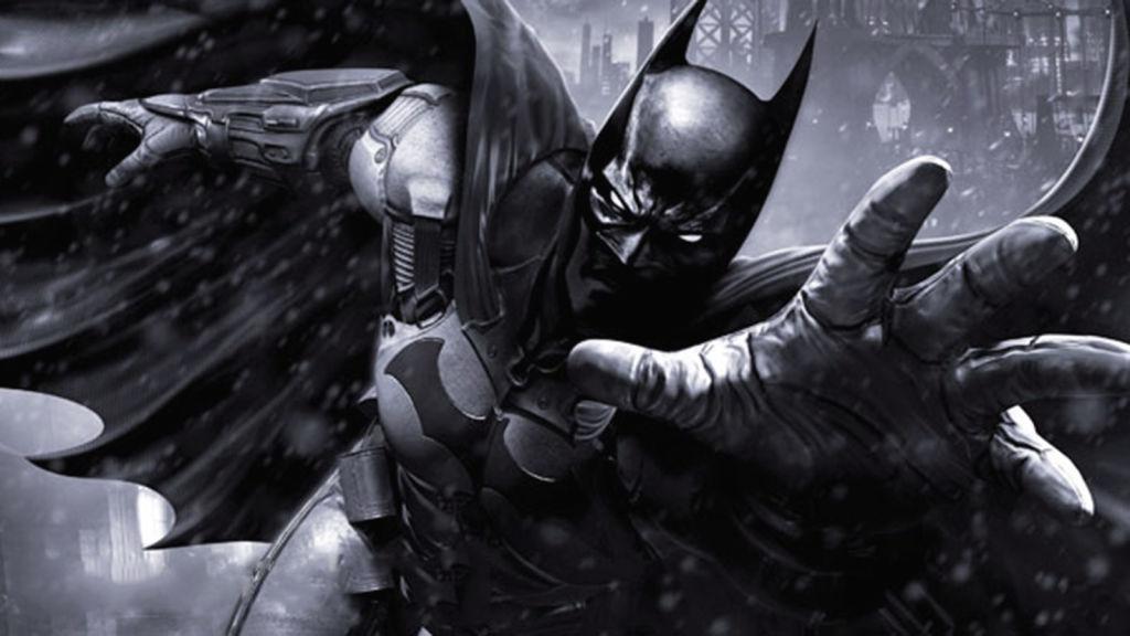 Download Batman Arkham Origins Desktop Wallpaper