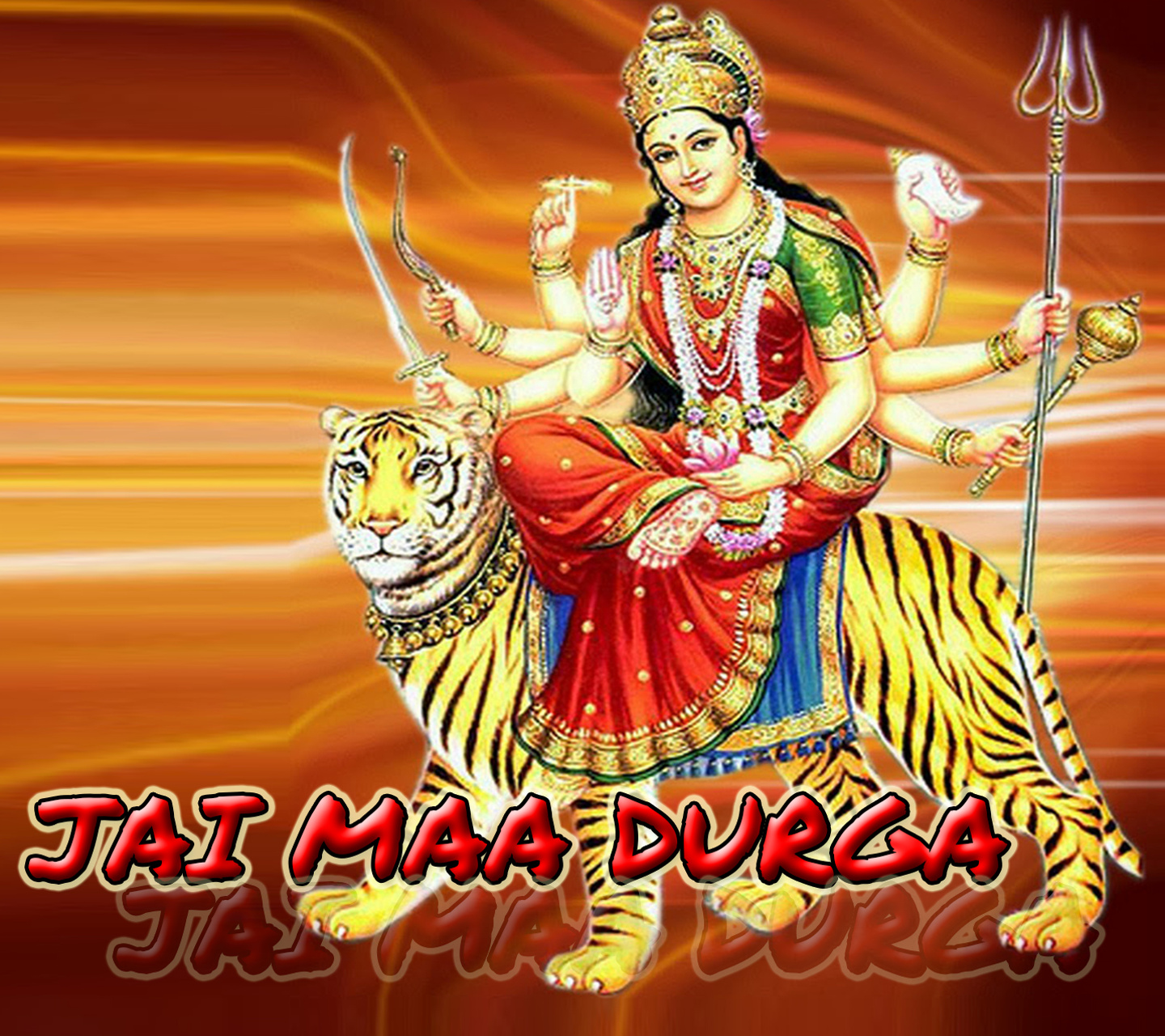 Download Jai Maa Durga Navratri Special Pics For Your Mobile Cell