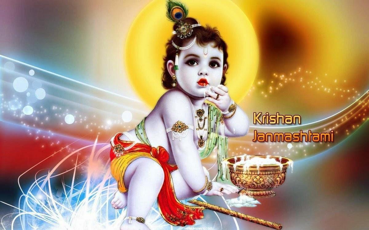 Download Shri Krishna Ji Hd Wallpaper For Laptop Janmashtami
