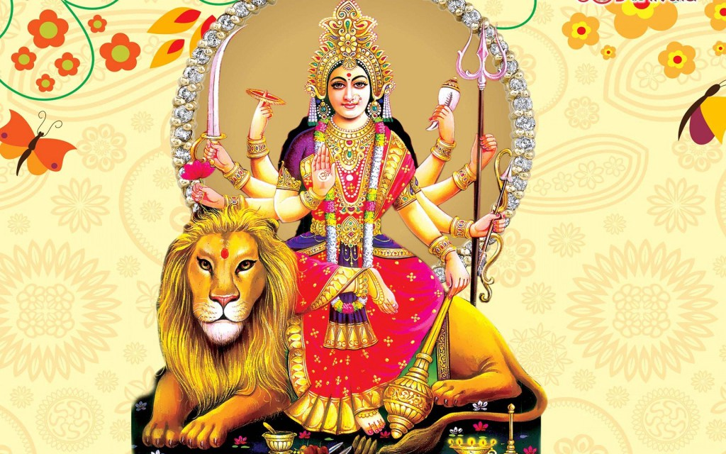 Download Navratri Maa Durga Hd Wallpaper 2 Navratri Special Wallpaper For Your Mobile Cell Phone