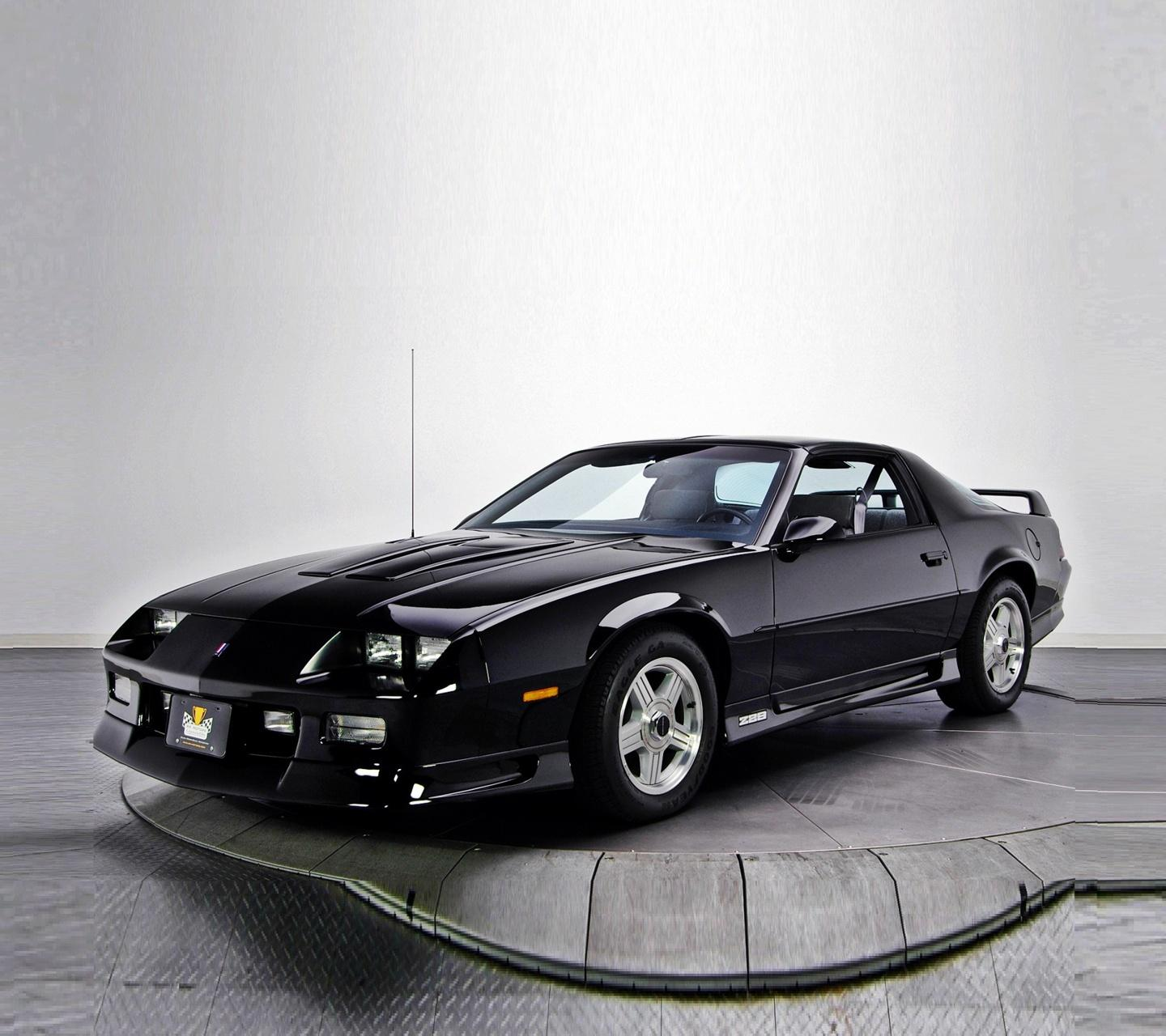 Download 1992 Camaro Z28 Hd Wallpaper
