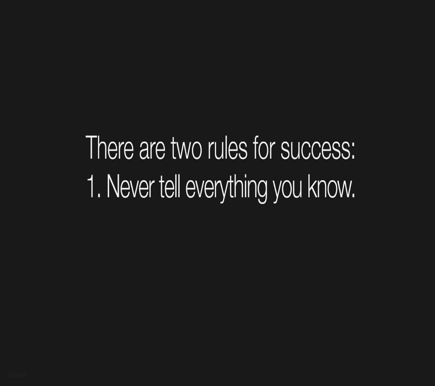 Quotes Wallpaper Hd For Laptop: Download Two Rules Of Life Hd Wallpaper For Laptop