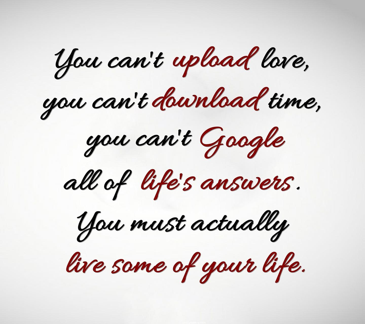 Wallpaper With Quotes On Life For Mobile: Download Live Your Life Hd Wallpaper For Mobile & Laptops