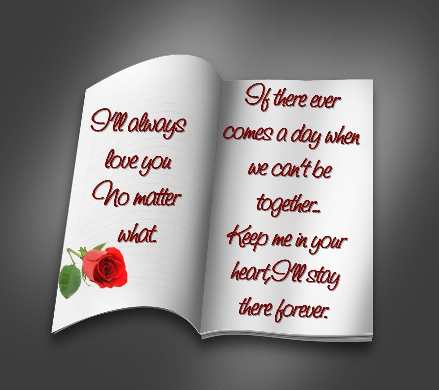 download love quote hd wallpaper for mobile love and