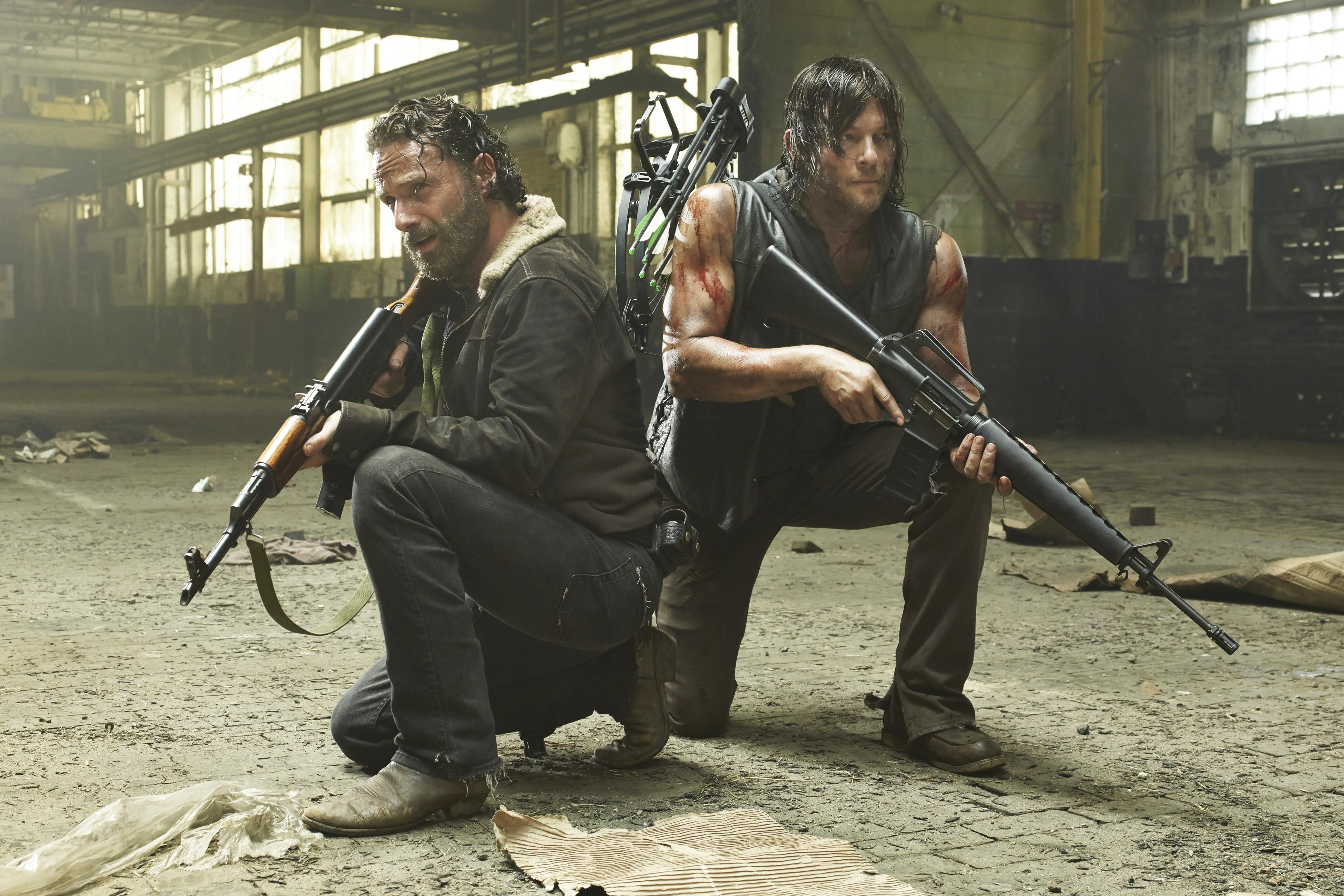 Download The Walking Dead Hd Wallpaper For Download The Walking