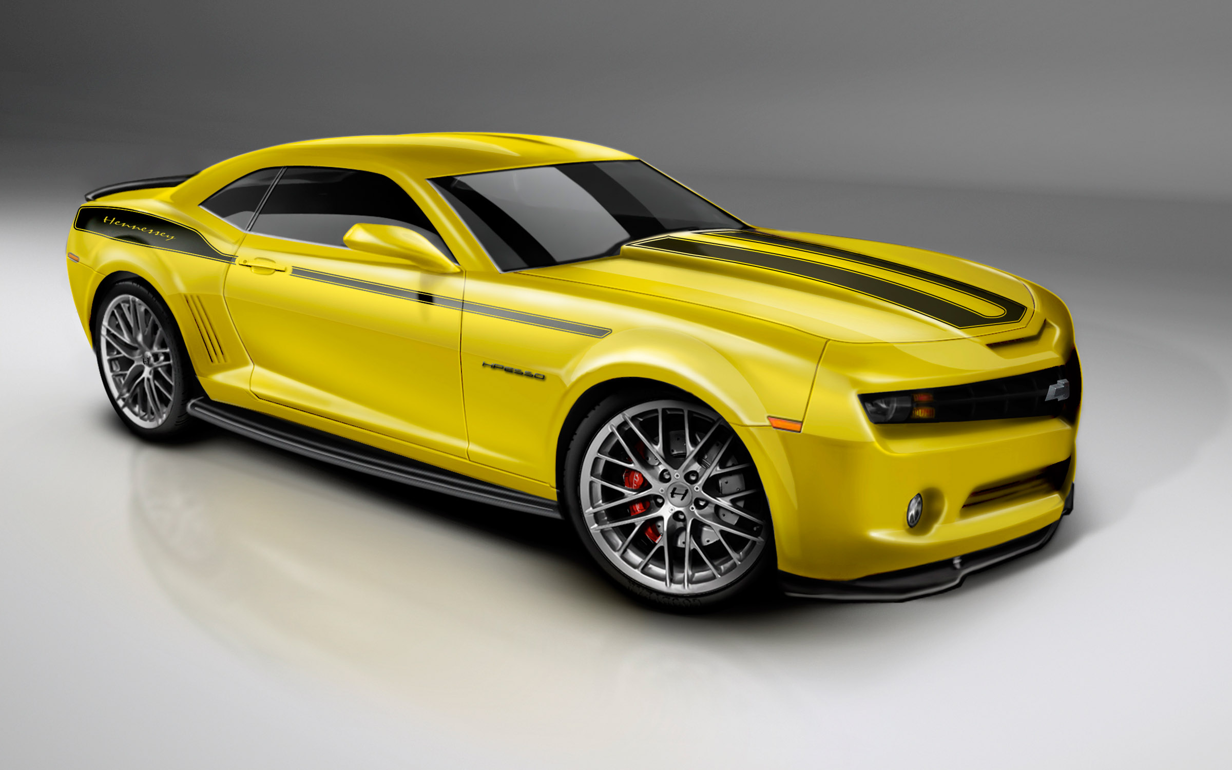 Download 2010 Camero Yellow Cars Wallpapers For Your Mobile Cell Phone