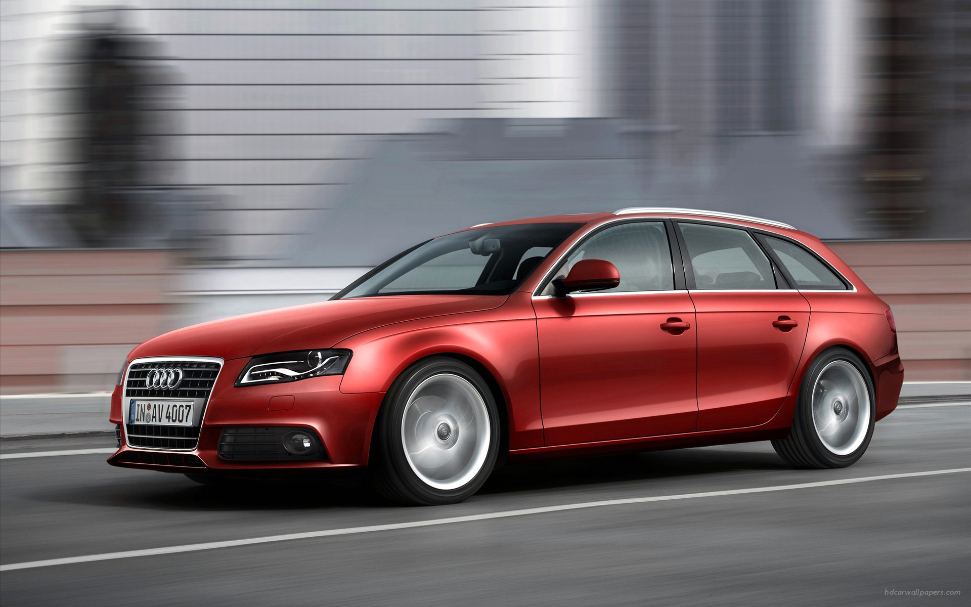 Download Audi A4 Avant 2 Cars Wallpapers For Your Mobile Cell Phone