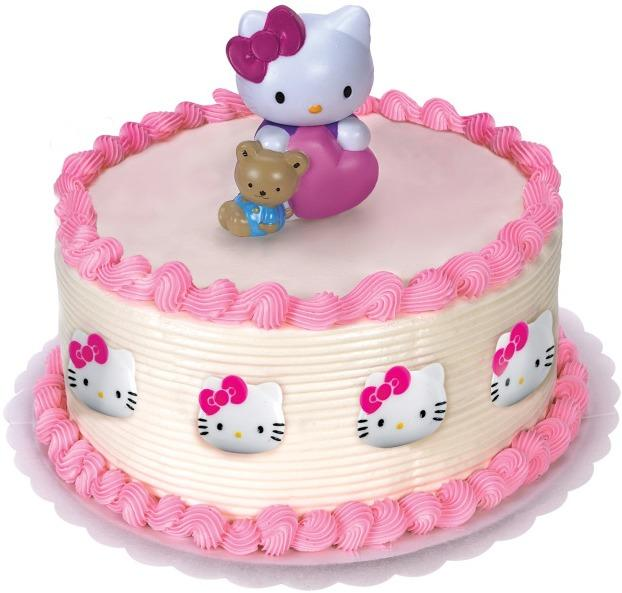 Birthday Cakes For Kids Girls