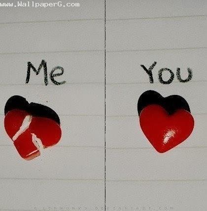 Broken Love Iphone Wallpaper : Download Broken couple heart love sad sadnes - Iphone ...