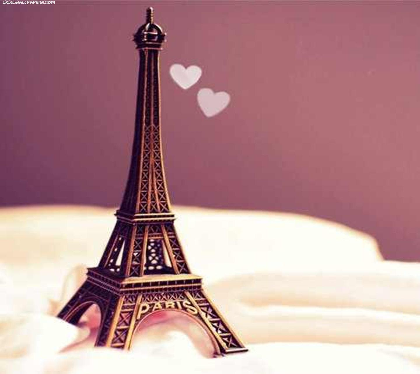 Download Cute Eiffel Tower