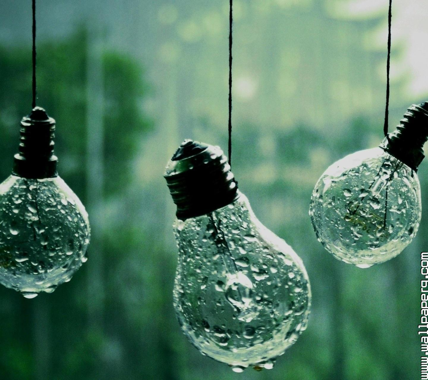 Download Rain Lights Hd Monsoon Images For Your Mobile