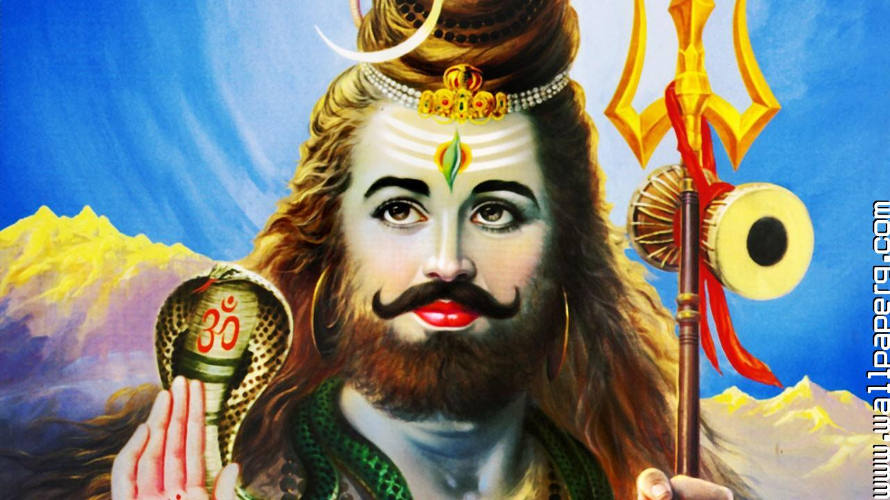 """Download """"Lord mahadev wallpaper"""" wallpaper for mobile cell phone."""
