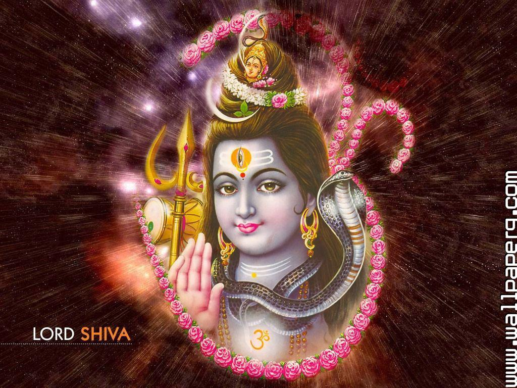 Download Lord shiva hd - Hindu god shiva for your mobile cell phone