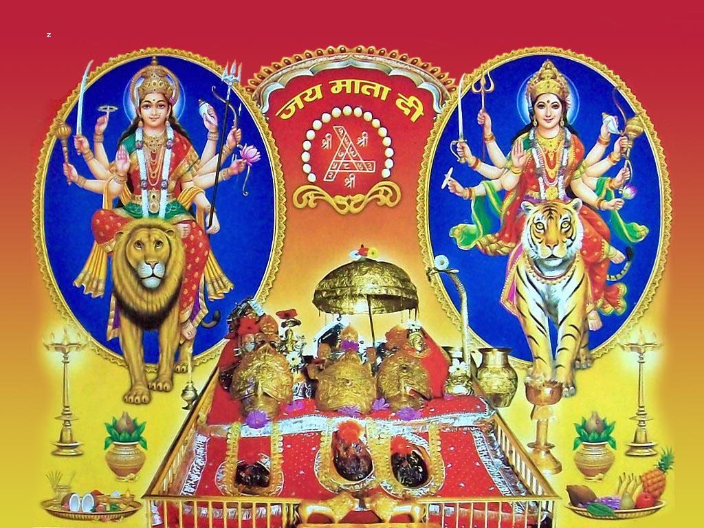 download vaishno devi mata desktop full size hd wallpapers